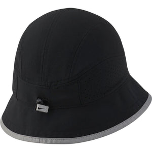 Nike Dri-FIT Perforated Running Bucket Hat Black - achilles heel