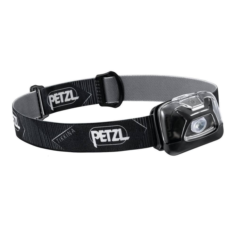 Petzl Tikka Head Torch Black - achilles heel