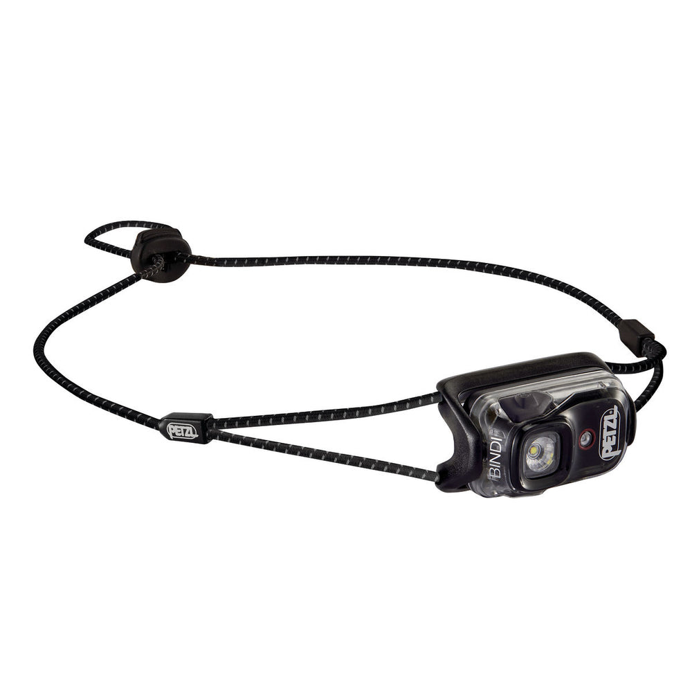 Petzl Bindi Head Torch Black / White