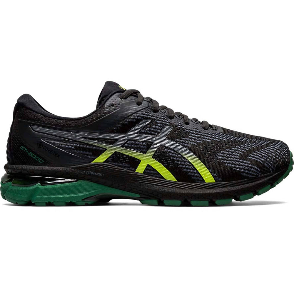 Asics Men's GT 2000 8 GORE-TEX Running Shoes Graphite Grey / Metropolis - achilles heel