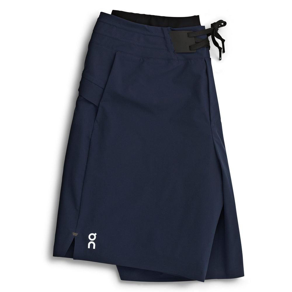 On Men's Hybrid Shorts Navy - achilles heel