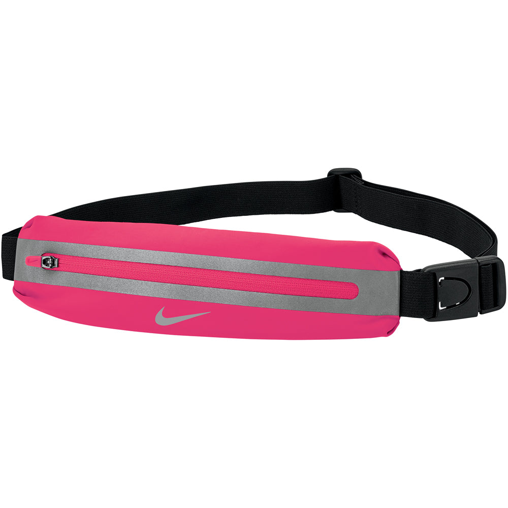 Nike Slim Waistpack Pink & Reflective Silver FA19 - achilles heel