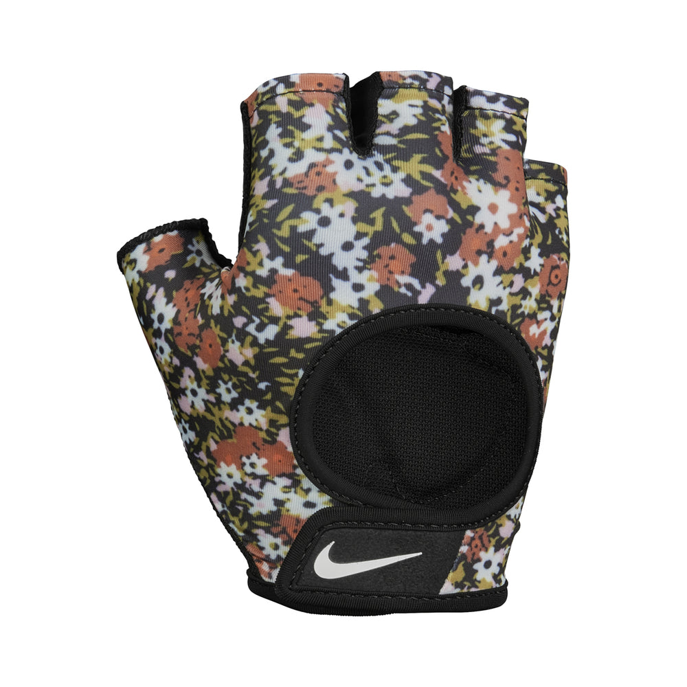 Nike Women's Ultimate Fitness Gloves Firewood Orange / Black / White - achilles heel