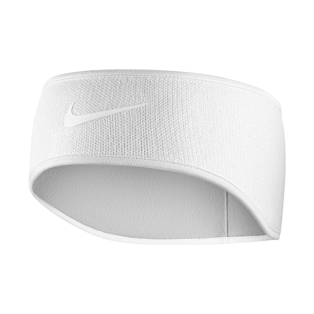 Nike Fleece Headband White / Vast Grey / White