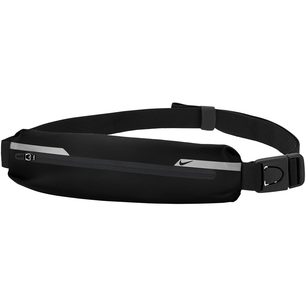 Nike Flash Slim Waist Pack Black / Silver