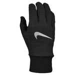 Nike Men's Sphere Running Gloves 3.0 Black / Black / Silver - achilles heel