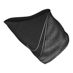 Nike 360 Therma Fit Neck Warmer Black / Black / Silver - achilles heel