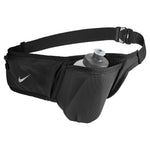 Nike Pocket Flask Belt 2.0 Black / Black / Silver - achilles heel