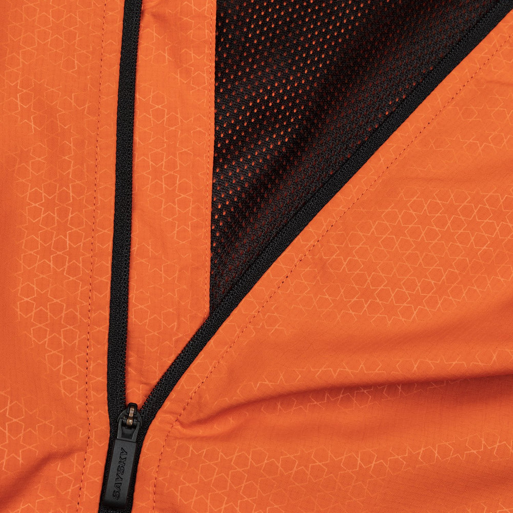 SAYSKY Pace Jacket Pureed Pumpkin - achilles heel