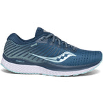 Saucony Women's Guide 13 Running Shoes Blue / Aqua - achilles heel