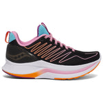 Saucony Women's Endorphin Shift Running Shoes Future Black - achilles heel