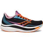 Saucony Women's Endorphin Pro Running Shoes Future / Black - achilles heel