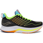 Saucony Men's Endorphin Shift Running Shoes Future Black - achilles heel