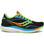 Saucony Men's Endorphin Speed Running Shoes Future / Black - achilles heel