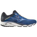 Mizuno Men's Wave Inspire 16 Running Shoes True Blue / Navy Blazer - achilles heel