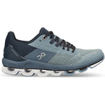 On Women's Cloudace Running Shoes Wash / Navy - achilles heel