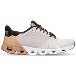 On Women's Cloudflyer Running Shoes Glacier / Rosebrown - achilles heel