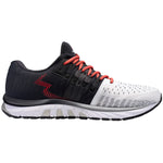 361 Degrees Men's Strata 4 Running Shoes White / Black - achilles heel