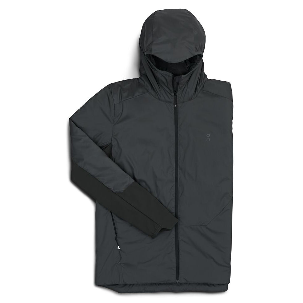 On Men's Insulator Jacket Shadow / Black - achilles heel