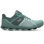 On Men's Cloudace Running Shoes Sea / Shadow - achilles heel