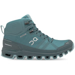 On Women's Cloudrock Waterproof Storm / Wash - achilles heel