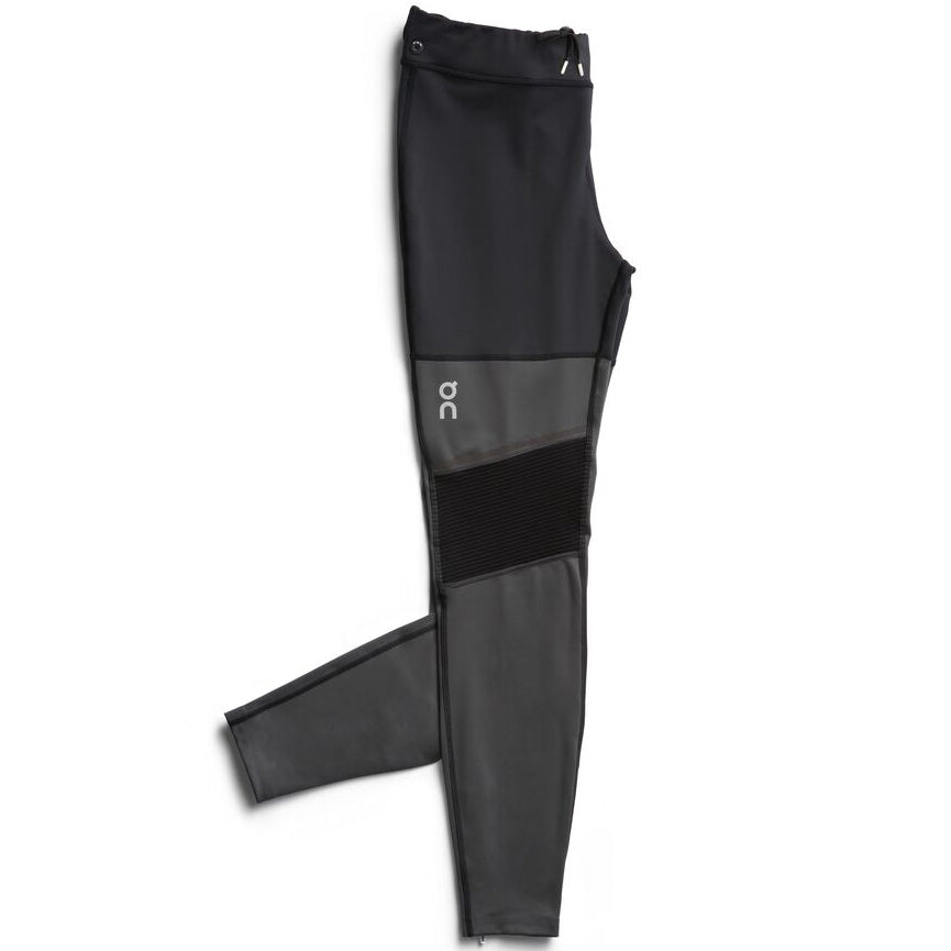 On Men's Long Tight Black / Shadow