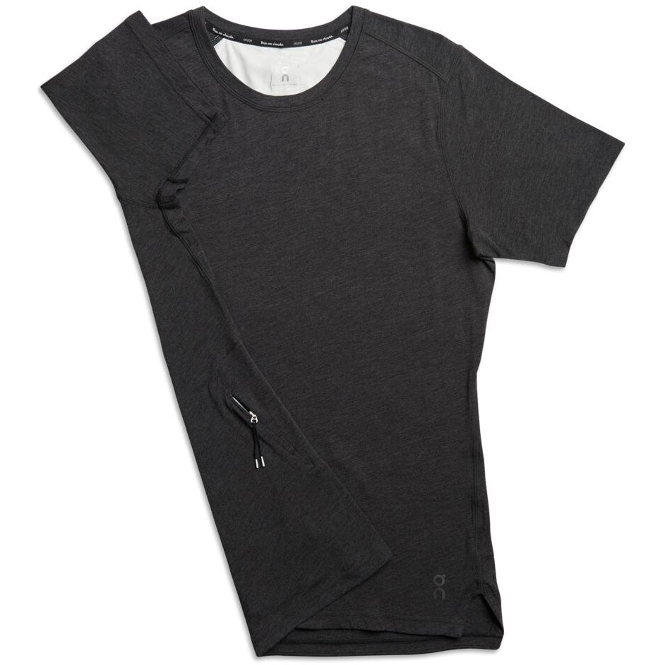 On Men's Comfort Tee Black - achilles heel