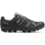 On Women's Cloudventure Waterproof Trail Running Shoes Black / Graphit