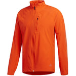 adidas Men's Rise Up And Run Jacket Orange
