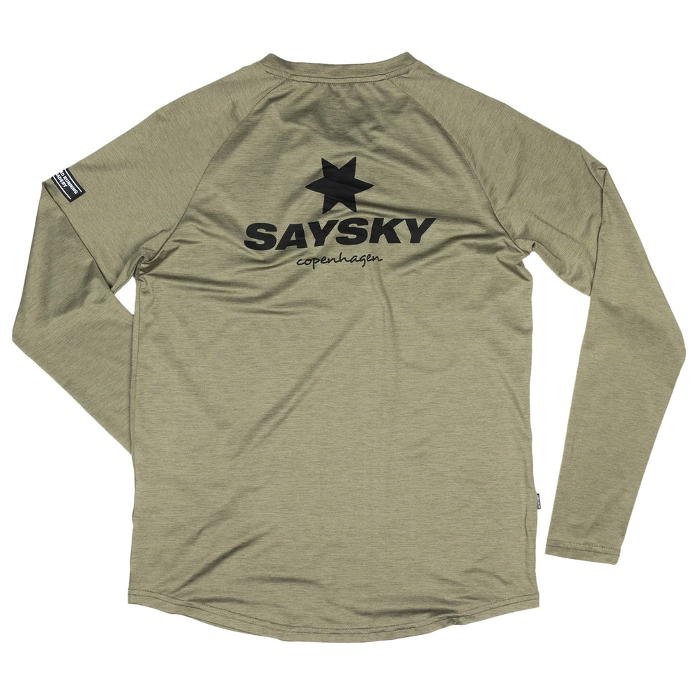 SAYSKY Classic Pace Top Silver Sage / Melange - achilles heel
