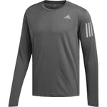 adidas Men's Own The Run Top Grey
