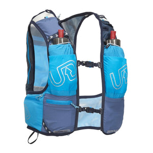Ultimate Direction Mountain Vest 4.0 Silver / Grey / Blue - achilles heel