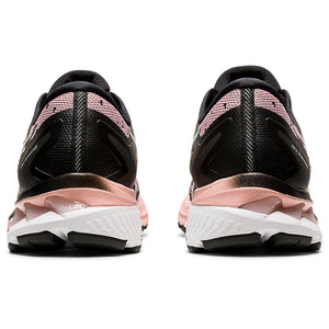 Asics Women's Gel-Kayano 27 MK Black / Ginger Peach - achilles heel