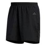 Adidas Men's Own The Run 5 Inch Short Black - achilles heel