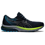 Asics Men's Gel-Cumulus 22 Running Shoes French Blue / Black - achilles heel