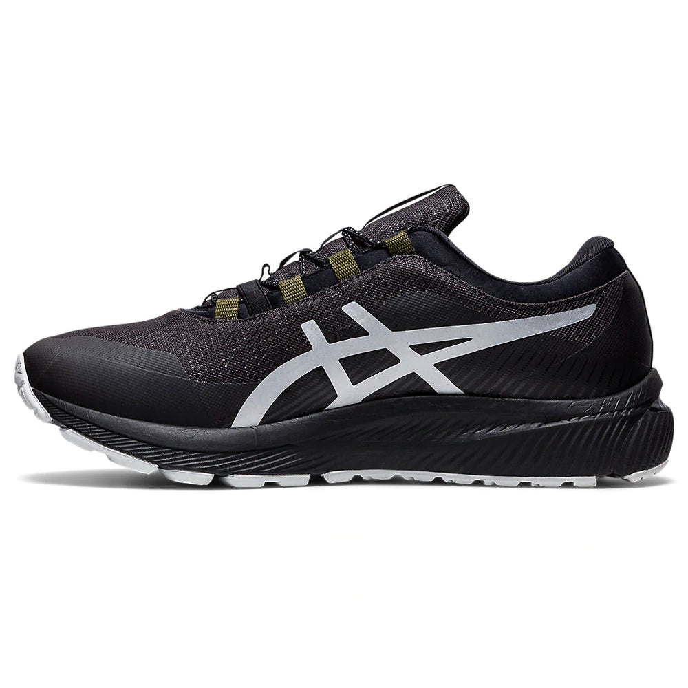 Asics Men's Gel-Cumulus 22 AWL Running Shoes Graphite Grey / Pure Silver - achilles heel