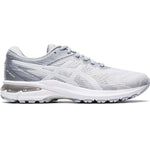 Asics Women's GT-2000 8 Running Shoes Piedmont Grey / White - achilles heel