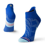 Stance Women's Uncommon Tab Lite Run Socks Royal