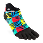 Injinji Run Lightweight No-Show Socks Edge - achilles heel
