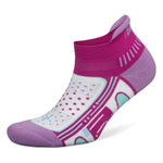 Balega Women's Enduro No Show Running Socks Bright Lilac - achilles heel