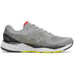 New Balance Men's 880v10 Running Shoes Silver Mink / Lemon Slush - achilles heel