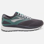 Brooks Women's Addiction 14 Running Shoes Blackened Pearl / Arcadia - achilles heel