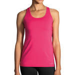 Brooks Women's Pick-Up Tank Bloom - achilles heel