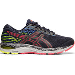 Asics Men's Gel Cumulus 21 Running Shoes Lite-Show Midnight / Silver