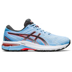 Asics Women's GT-2000 8 Running Shoes Blue Bliss / Graphite Grey - achilles heel
