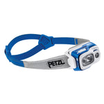 Petzl Swift RL Head Torch Blue - achilles heel