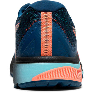 Asics Women's GT 1000 8 Gore-Tex Running Shoes Mako Blue / Black