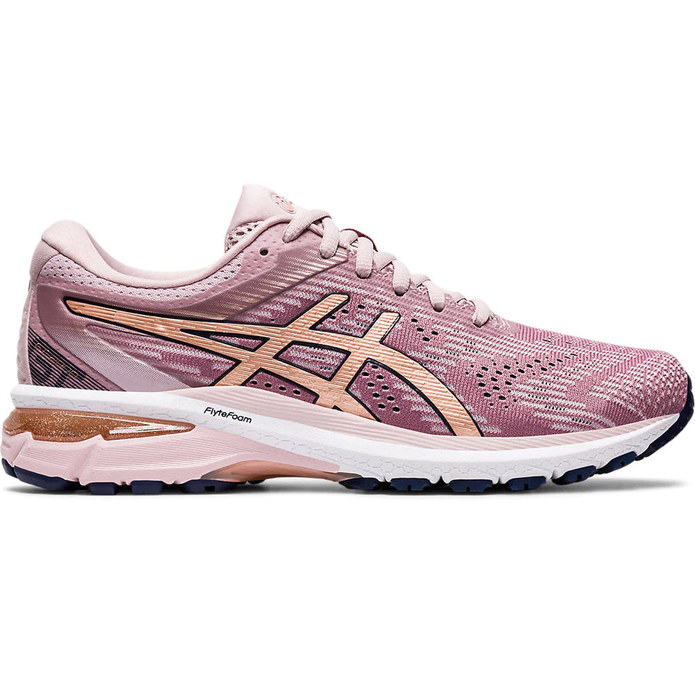 Asics Women's GT-2000 8 Running Shoes Watershed Rose / Rose Gold