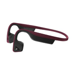Aftershokz Titanium Headphones Canyon Red