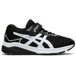 Asics Kids GT 1000 8 PS Running Shoes Black / White - achilles heel